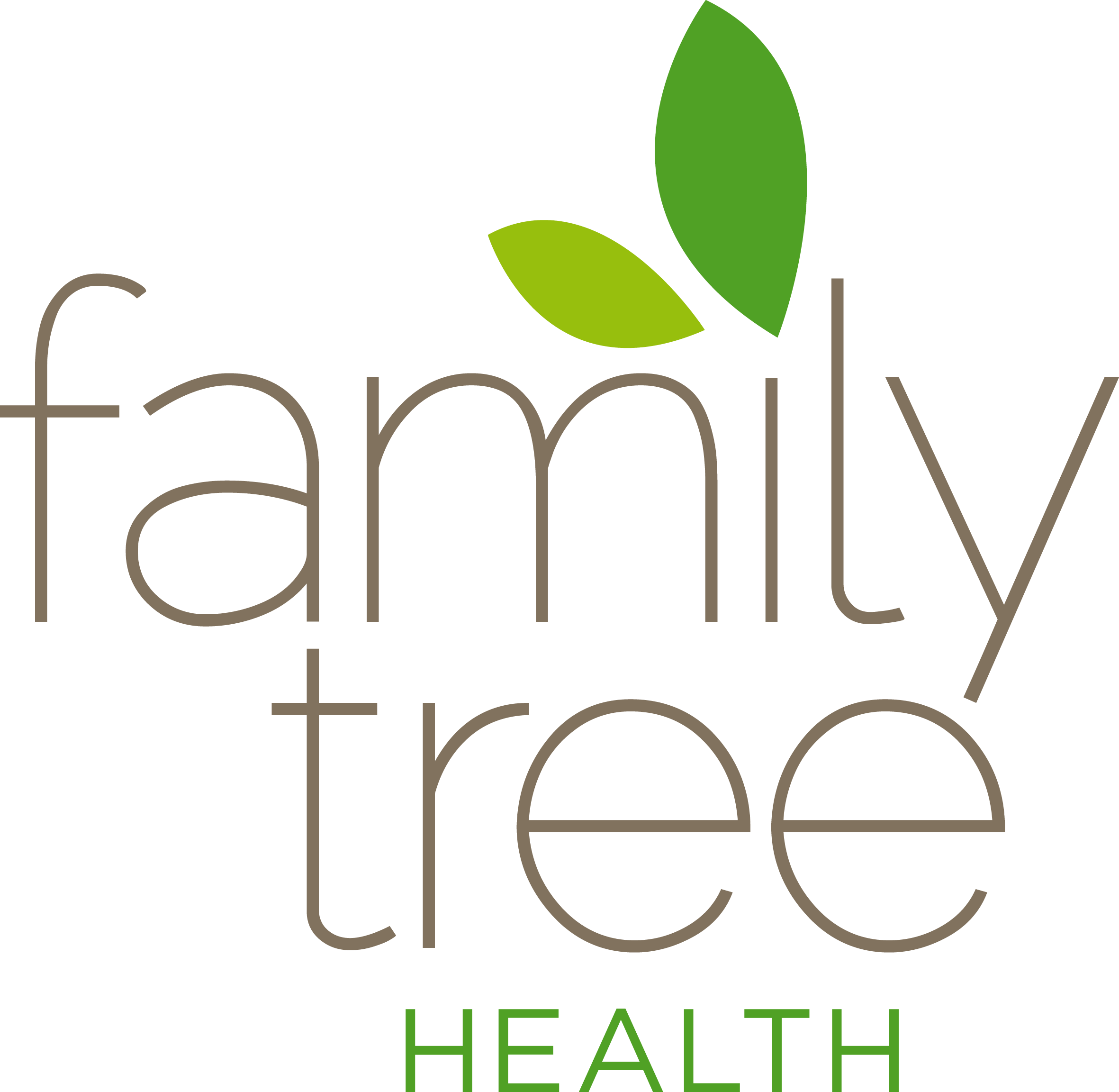 Family Tree Health